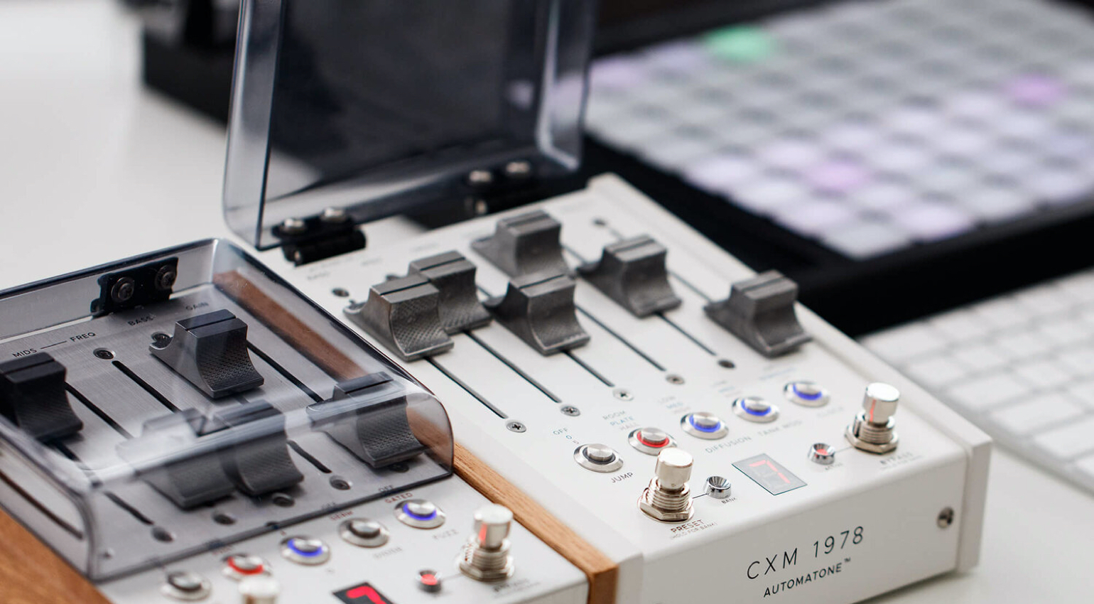 Chase Bliss Audio FaderShield