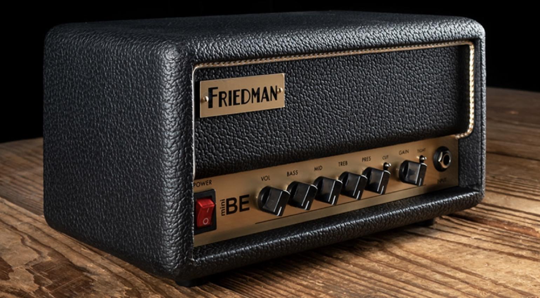 Friedman BE-MINI 30-Watt Guitar Head on N Stuff Music site