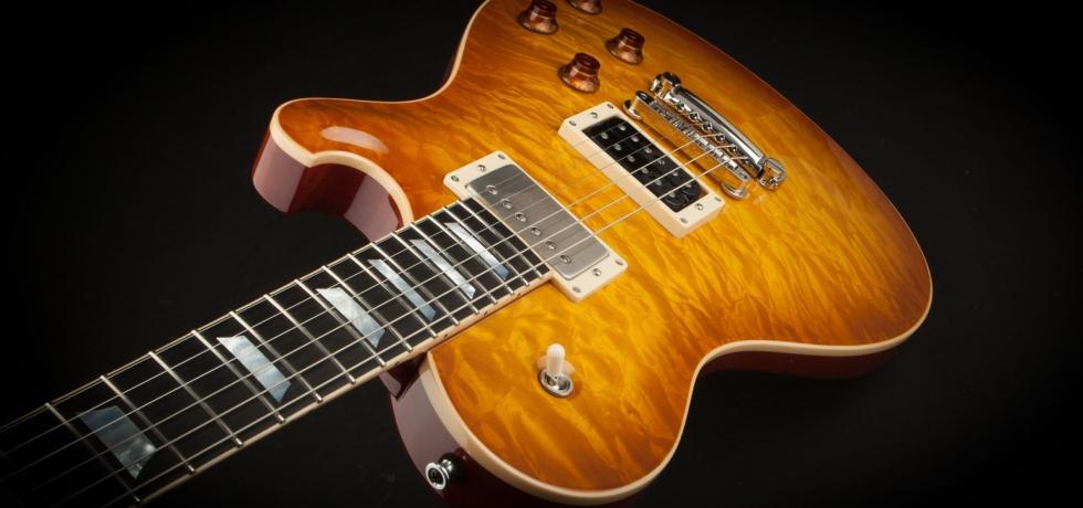 Meet the Maker Seth Baccus Guitars Nautilus