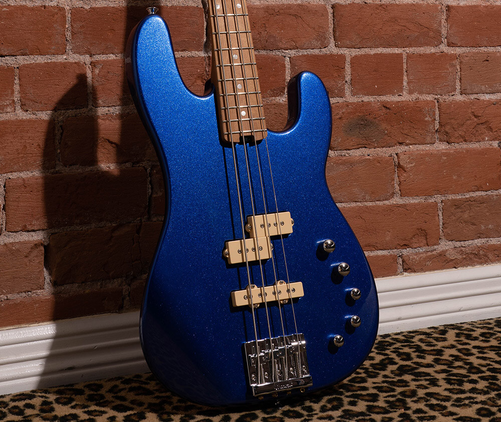 Charvel has just dropped two new Pro-Mod bass models, the Pro-Mod San Dimas Bass PJ IV and the