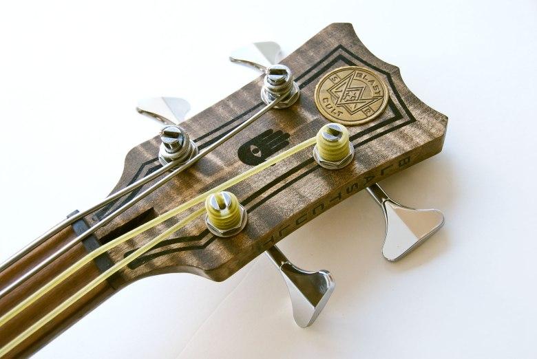 Blast Cult Gateway Electric Bass