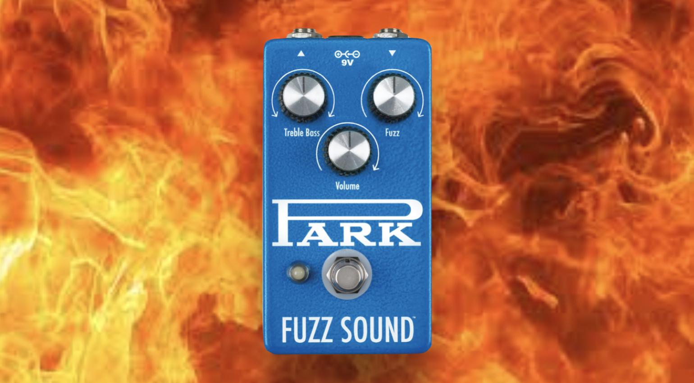 EQD Park Fuzz Hot Fuzz!