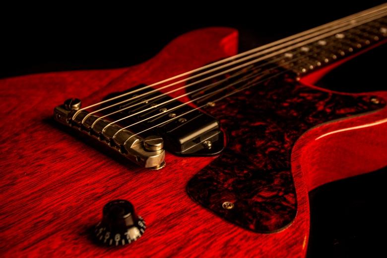 Ivison Guitars '59 DC