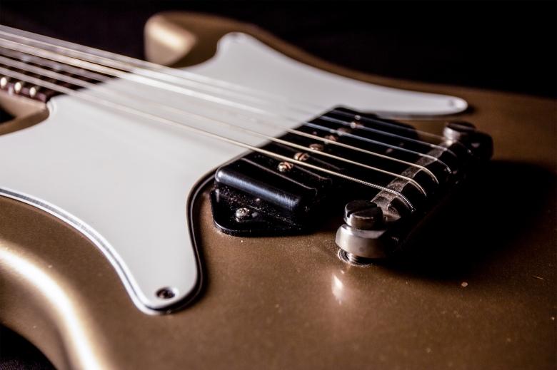 Ivison Guitars The Fillmore
