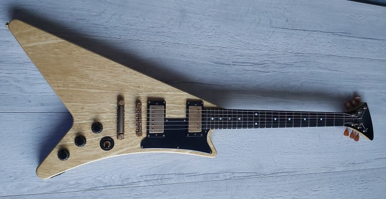 Loxley Custom Guitars Moderne