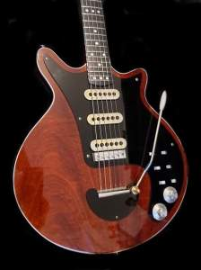 Loxley Custom Guitars Red Special