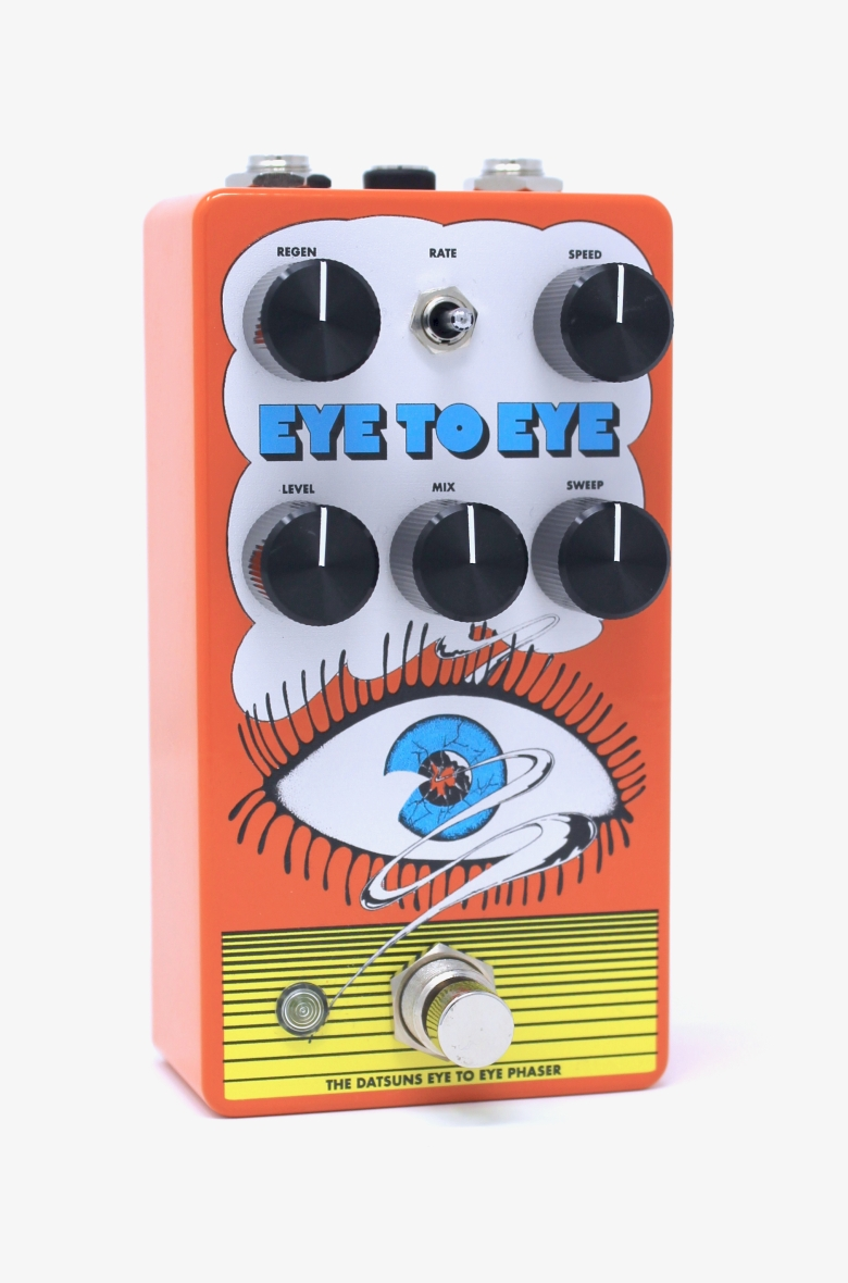 Magnetic Effects Eye To Eye analog phaser pedal