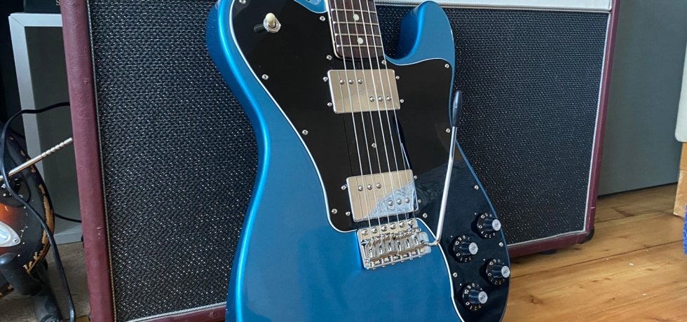 Review- Fender Limited Edition MIJ 70's Telecaster Deluxe