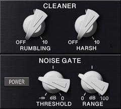 Cleaner & Noise Gate